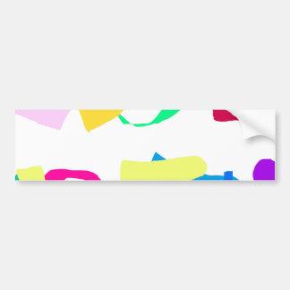 Gentle Bumper Sticker
