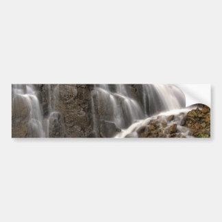 Gentle Cascade Bumper Sticker