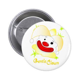 Gentle Clown Button