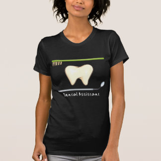 Gentle Dental- tooth mirror brush T-Shirt