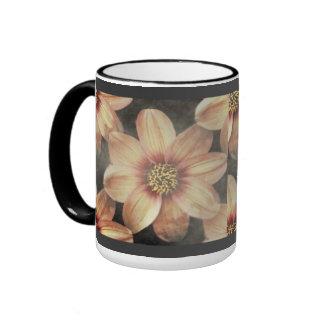 Gentle Floral Mugs