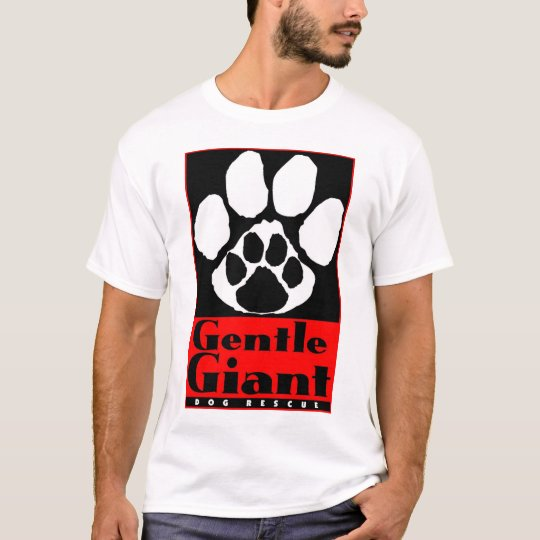 Gentle Giant Dog Rescue T-Shirt