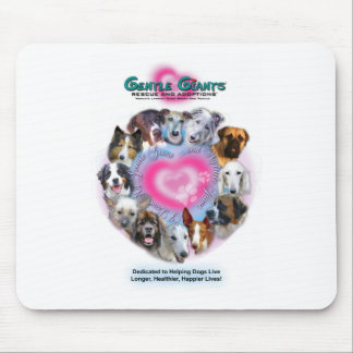 Gentle Giants Rescue Mouse Pad