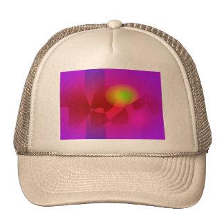 Gentle Green Eye Hats