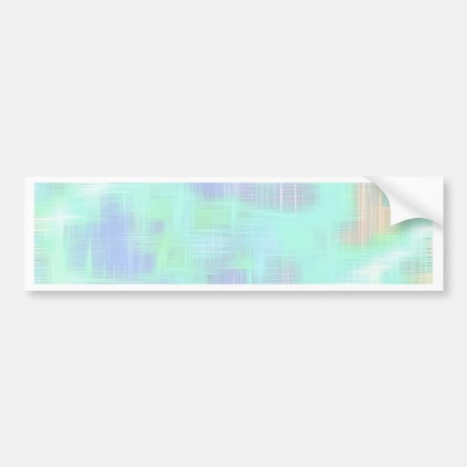 Gentle rays of light, bumper stickers