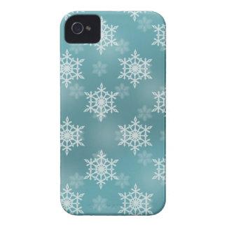 Gentle Snow Storm iPhone 4 Case