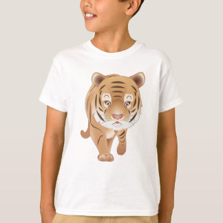 Gentle Tiger T-Shirt
