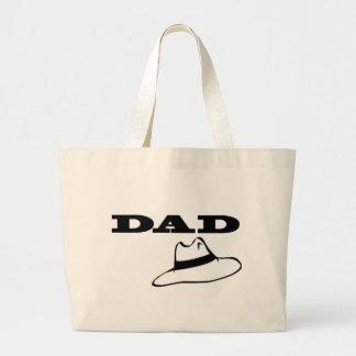 Gentleman Dad Canvas Bag