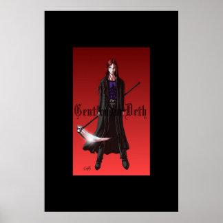 Gentleman Deth Poster