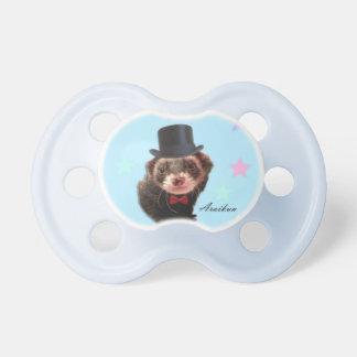 Gentleman ferret dummy