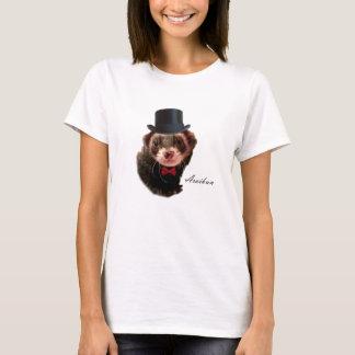 Gentleman Ferret T-shirt