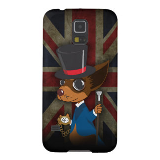 Gentleman Galaxy S5 Cover