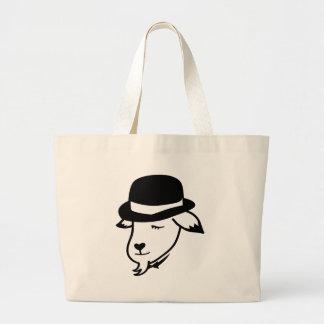 Gentleman Goat Tote Bag