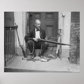 Gentleman Gunslinger 1927 Posters