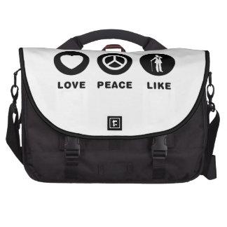 Gentleman Computer Bag