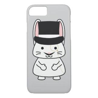 Gentleman Rabbit iPhone 7 Case
