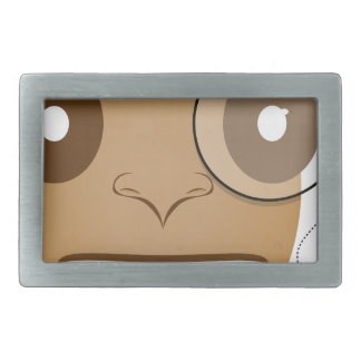 Gentleman Rectangular Belt Buckle