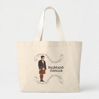Gentleman Scottish Highland Dancer Bags
