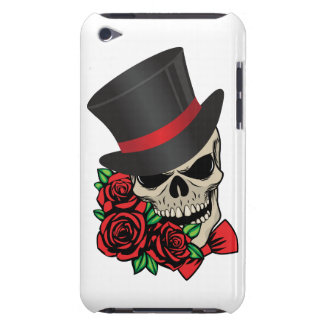 Gentleman Skull iPod Touch Covers