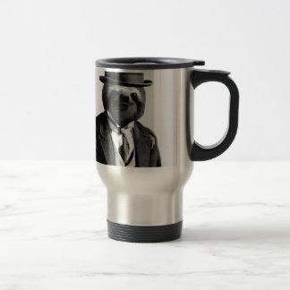 Gentleman Sloth #2 Travel Mug