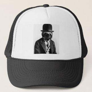 Gentleman Sloth #2 Trucker Hat