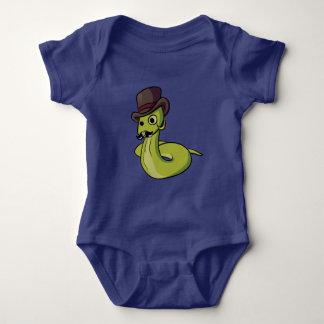 Gentleman Snake! Baby Bodysuit