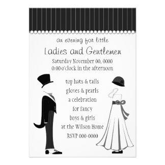 Gentlemen and Ladies Cards