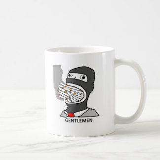 gentlemen mentlegen coffee mug