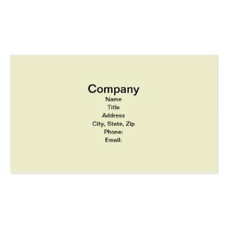 Gentlemen s Bowling League Business Card