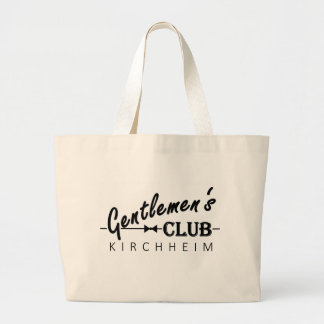 "Gentlemen's Club Large Tote ""Kirchheim"""