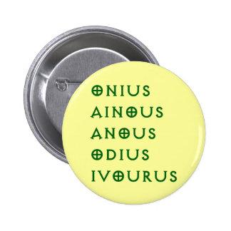 Gentlement Broncos Onius, Ainous, Odius, Ivourus Pin