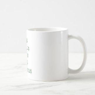 Gentlement Broncos Onius, Ainous, Odius, Ivourus Coffee Mug