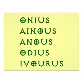 Gentlement Broncos Onius, Ainous, Odius, Ivourus Invites