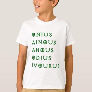 Gentlement Broncos Onius, Ainous, Odius, Ivourus T-Shirt