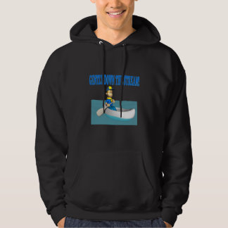 Gently Down The Stream Hoodie