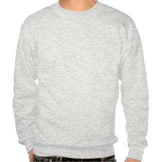 Gently Swept Away Pull Over Sweatshirt