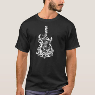 Gently Weeping Guitar T-Shirt