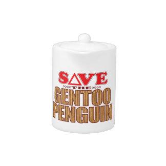 Gentoo Penguin Save