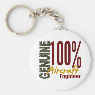 Genuine Aircraft Engineer Key Ring