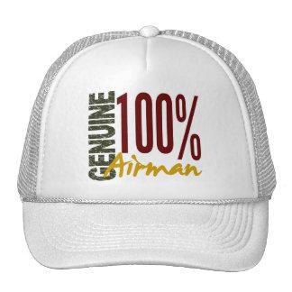 Genuine Airman Trucker Hat