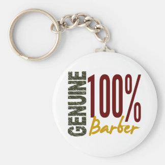 Genuine Barber Key Ring