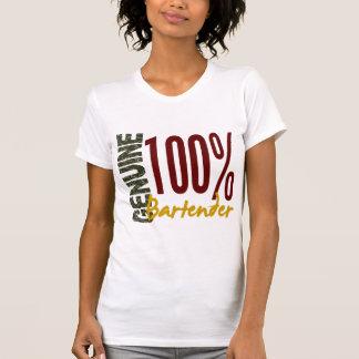 Genuine Bartender T-Shirt