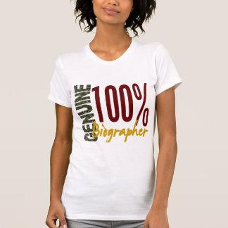 Genuine Biographer T-shirts