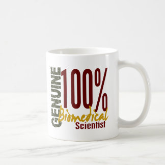 Genuine Biomedical Scientist Coffee Mug
