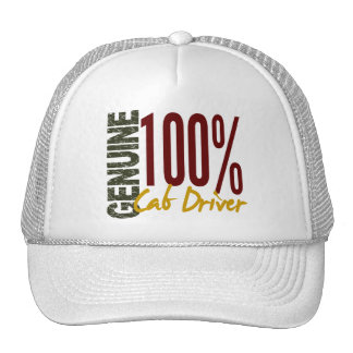 Genuine Cab Driver Mesh Hats