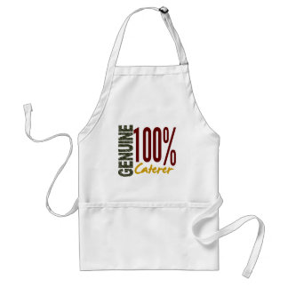Genuine Caterer Aprons