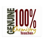Genuine Chemistry Teacher