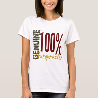 Genuine Chiropractor T-Shirt