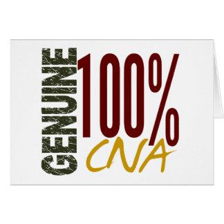 Genuine CNA Greeting Cards