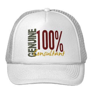 Genuine Consultant Hats